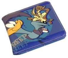 Road Runner and Wile E Coyote Wallet