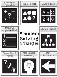 3rd grade math problem solving tape diagram common core blow up into a poster cut out into cards and post as you teach them ccuart Gallery