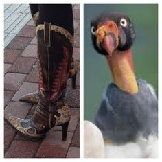 Turkey boots! lol