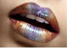 Ombre lips Inspiration 11