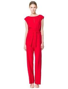 755ac9b079c6 Latest Spring Summer trends for women s jumpsuits at ZARA online. Find  white