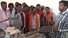 कांकेर जिले के पंचायत प्रतिनिधियों द्वारा देखी कुछ झलकियां।