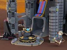 LEGO-Set zu Breath of the Wild erreicht ersten Meilenstein - n-Switch-on.de Lego Super Mario, The Legend Of Zelda, Breath Of The Wild, Lego Sets, Nintendo, Starter Set, Throne Room, Lego Games, Legend Of Zelda