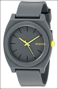 1fe915bad Nixon A1191244 Time Teller P Watch Review - Simple Yet Stylish Simple  Lines, Term Paper