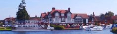 Swan Inn - Horning - Norfolk Broads