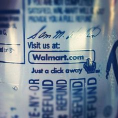 they do say that there is some truth in advertising. Just a thought...