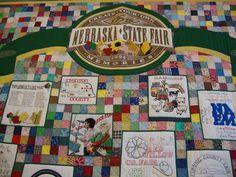 Nebraska State Fair - Quilts