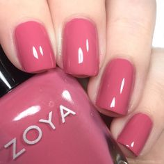 Zoya Brandi - THRIVE 2018 #nails