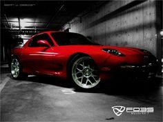 1993 Mazda RX7 FD