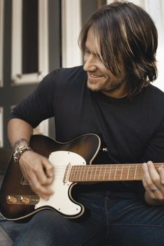 Keith Urban....so talented!!!