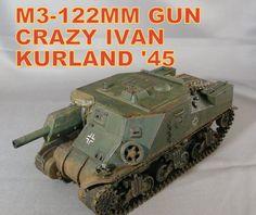 M3 122mm SPG (September 11, 2014)