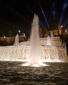 #unedited #nofilter #fontmagica #fountain #barcelona #spain #travelgram #spanish #fontmagicademontjuic #beautiful #spaintour #travel #travelphotography #travelpic by _naaadia_. fountain #travel #fontmagica #travelgram #spain #travelphotography #spanish #beautiful #spaintour #nofilter #travelpic #barcelona #fontmagicademontjuic #unedited #eventprofs #meetingprofs #popular #trending #events #event #travel #tourism [Follow us on Twitter (@MICEFXSolutions) for more...]