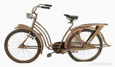 Elgin Skylark Bicycle, 1930  #bicycles #cycling