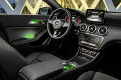 """""""The new generation A-Class: As comfortable as never before, as dynamic as always"""" - Mercedes-Benz Social Publish"""