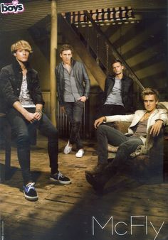 Mcfly *dead*