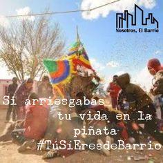 Visita www.nosotroselbarrio.com