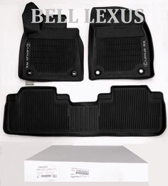 Cool Awesome LEXUS OEM FACTORY ALL WEATHER FLOOR MAT LINER SET 2016 2017  RX350 2017.