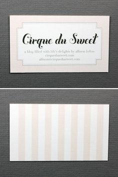 Cirque du Sweet / Allison  cirquedusweet.com