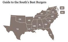 Best Southern Burger Spots