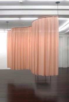 Room as Self and Thought – EyeContact Villa Mix, Store Concept, Decoration Chic, Room Divider Curtain, Interior Architecture, Interior Design, Curtain Designs, Display Design, Stage Design