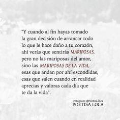 #mariposas #vida #sanar