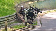 Classic Car Crash: Racer Crashes His £250,000 1924 Bugatti Racing Car | DRIVETRIBE