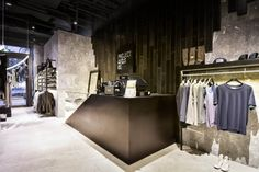 Project Aegis store by MW Design, Suzhou – China » Retail Design Blog