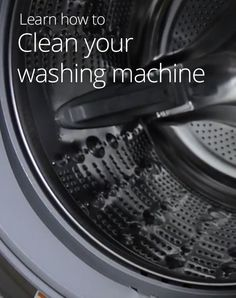 Get your clothes and your washing machine super clean! Learn how to clean your washing machine (and save money too) in this lesson from How I Pinch a Penny. Smelly Washing Machines, Clean Your Washing Machine, Linens And Lace, Washing Clothes, Getting Organized, Coffee Maker, Home Improvement, Good Things, Cleaning