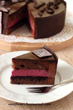 Торт Смородинка
