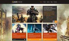Video Games & Gaming Blog WordPress Themes - Game Portal