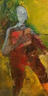 Výsledek obrázku pro vladimír sychra Painting, Art, Art Background, Painting Art, Kunst, Paintings, Performing Arts, Painted Canvas, Drawings