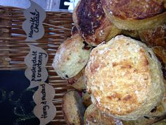 Some of our scones