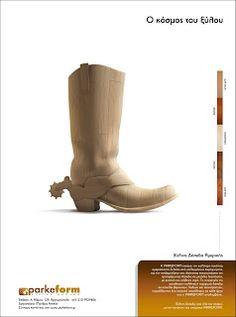 Dimitris Klonos Art Directory: The world of wood