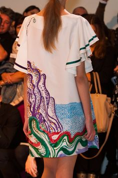 Tsumori Chisato at Paris Spring 2015 (Details)