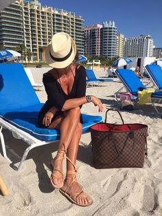 Da Miami Modello Sassetta Handcrafted woman Sandals natural tanned leather