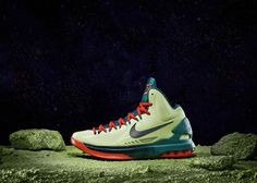 KD 5 Elite Neno Green Orange Black 585386 036