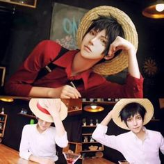 one piece Luffy #cosplay