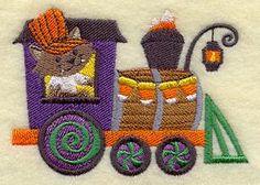G6864 Halloween Train