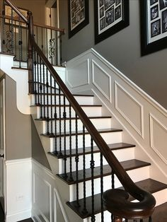 Early American Staircase | Stair Cases | Pinterest | Early American,  Staircases And Georgian
