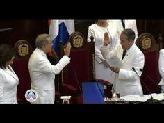 EL PRESIDENTE DANILO MEDINA SE EQUIVOCA Y LLAMA A REINALDO PARED PÉREZ P...
