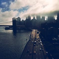FDR Drive – Photo by kat_in_nyc