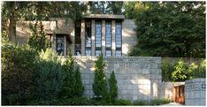 Frank Lloyd Wright    June 8, 1867 146 years, 146 buildings                                                          74. Dr. John Storer House, Hollywood, California, 1923
