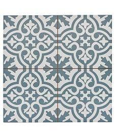 Berkeley™ Slate Blue Tile Topps tiles £67.56m