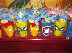 Planning a Superhero Birthday Party on a Budget ~ Nheng's Wonderland