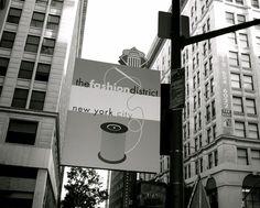 nyc fashion district