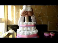tutorial tarta de pañales - YouTube Baby Things, Ideas Para, Youtube, Crafts, Diy, Movies, Nappy Cake, Gifts For Children, Kid Games