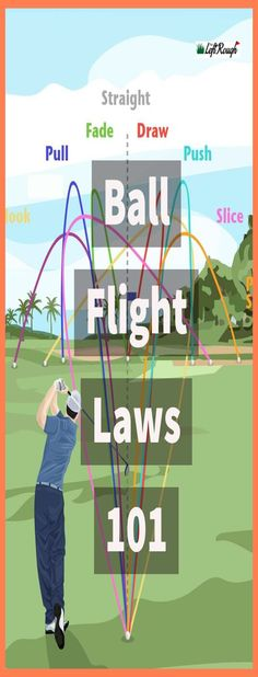 Simple Explanation of the New Ball Flight Laws | Golf Training Diy | Golf Training Fitness | Golf Lessons Tips. The PGA-certified specialists use a range of lesson types, varying from group centers to tailored specific instruction. #titleist #golfclubs #Golf for Beginners