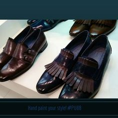 Hand paint your #style #Franceschetti #pittiuomo88 #pu88 #pitticolor #ss16 #franceschettishoes #handmadeshoes #shoes #scarpe #loafers #doublebuckle #thenewdandy #dandy #fashion #mensfahion #modauomo #fashionblogger #blogger #mensfahionblogger #instashoes #luxuryshoes #luxurylifestyle #madeinitaly #madeinmarche #nofilter #firenze #fortezzadabasso #florence