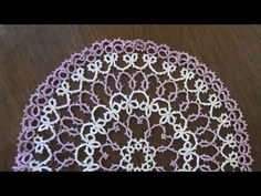 (Tutorial) How To Do Needle Tatting a Closed Ring DIY ( Video 1) - YouTube