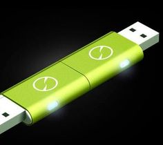 iTwin Thumb Drive: Share files over the internet using just thumb drives.